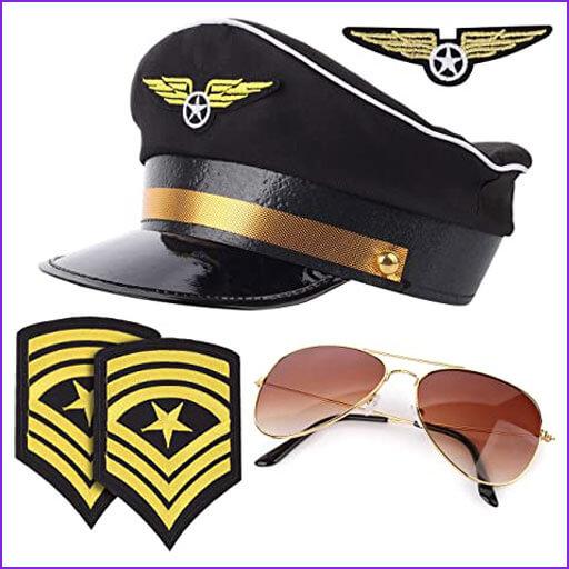 disfraces caseros piloto