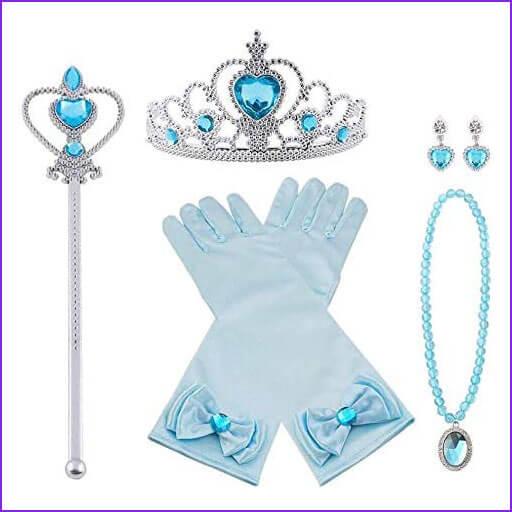 disfraces caseros princesa