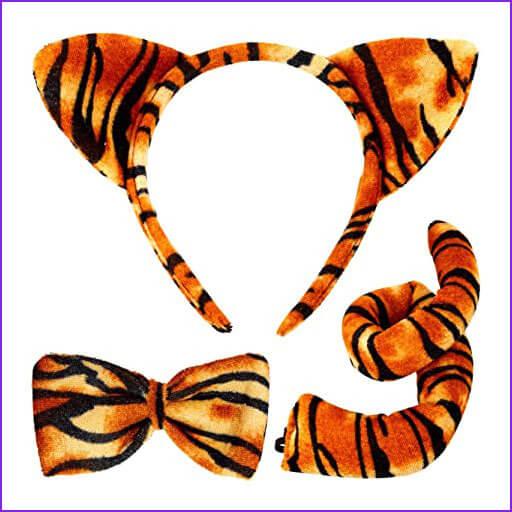 disfraces caseros tigre
