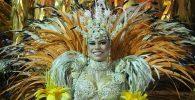 carnaval brasileño