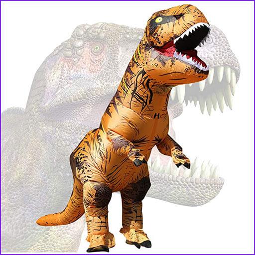 disfraz T-Rex